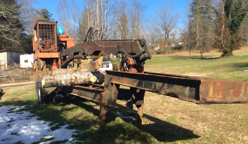 Prentice 180 Log Loader  / Detroit 353 / Buck Saw Hook Up full