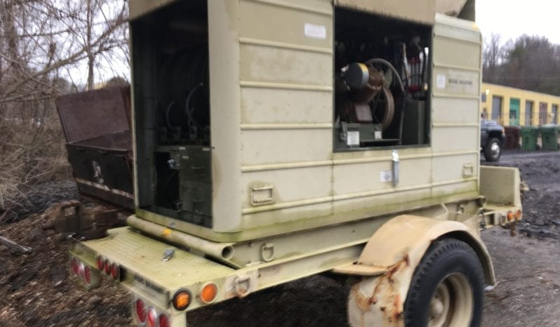 1997 Army Issue PM96-133 Service Trailer full