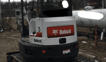 SOLD 2016  BobCat e26 Mini Hoes / Hydraulic Thumbs full