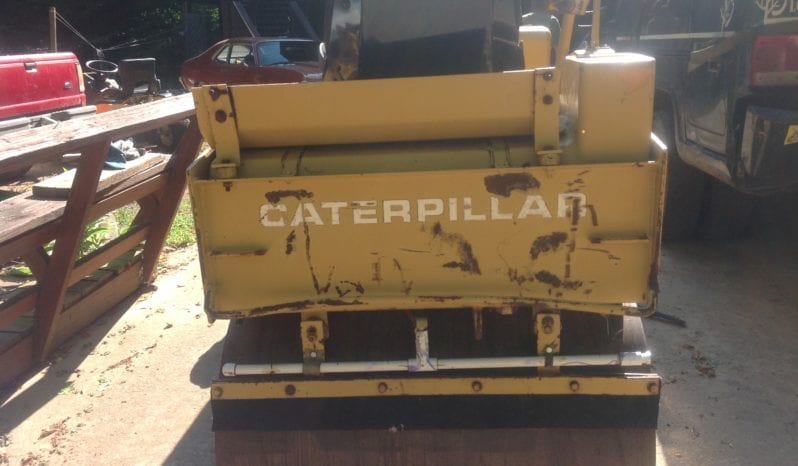 CAT CB214 Vibratory Asphalt Roller / Fair Condition full