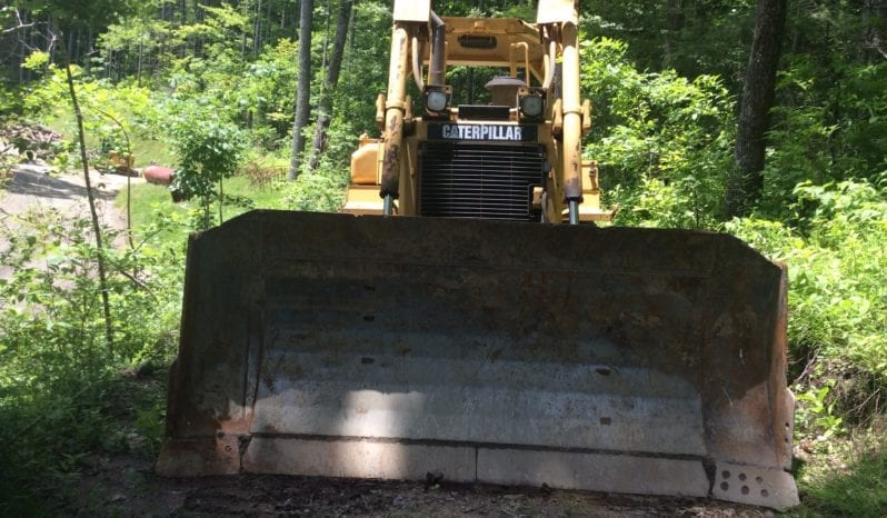 1999 CAT D6RXL / Open ROPS / 11ft 4Way Blade / 7,000 Hours full