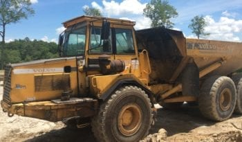 2007 Volvo A25C Off Road Truck full