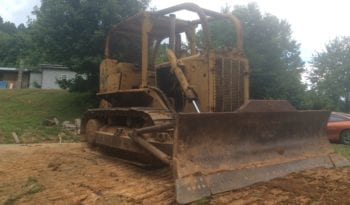 1971 International TD20-B Dozer full