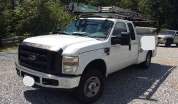 2008 Ford F-250 / 4 Wheel Drive / Service Bed full