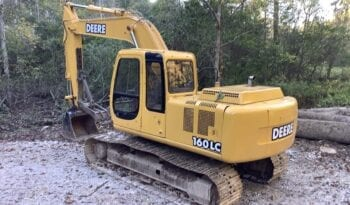 1998 John Deere 160-LC / Manual Thumb full